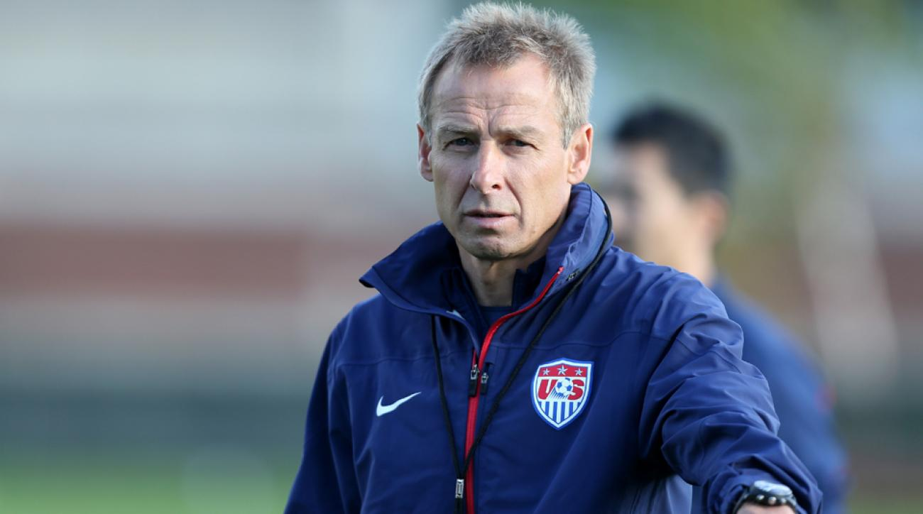 U.S. men's national team coach Jurgen Klinsmann named his roster for the team's friendlies vs Colombia and Ireland.