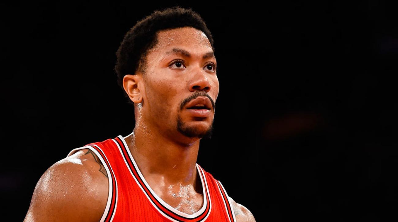 Chicago Bulls Derrick Rose