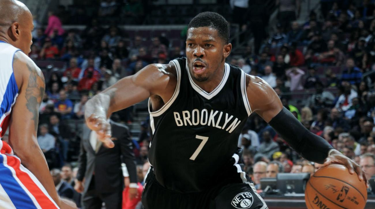 Brooklyn Nets Joe Johnson