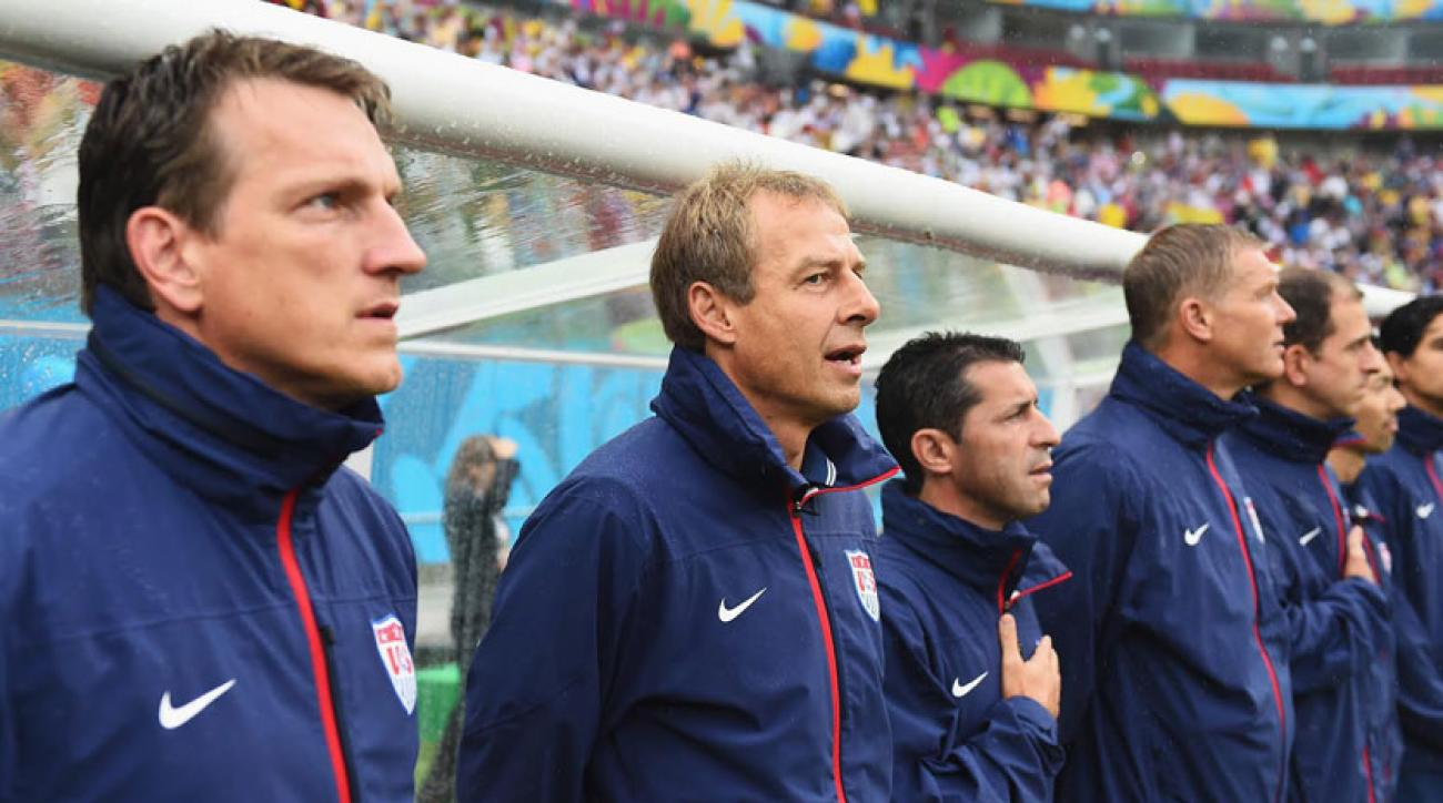 The United States will play Germany in a 2015 friendly, Oliver Bierhoff said.