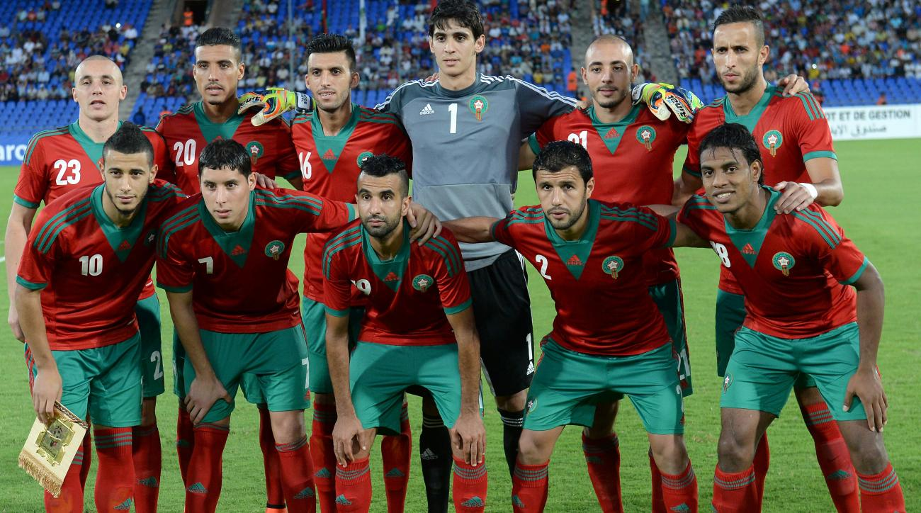 Morocco disqualified from Africa Cup of Nations