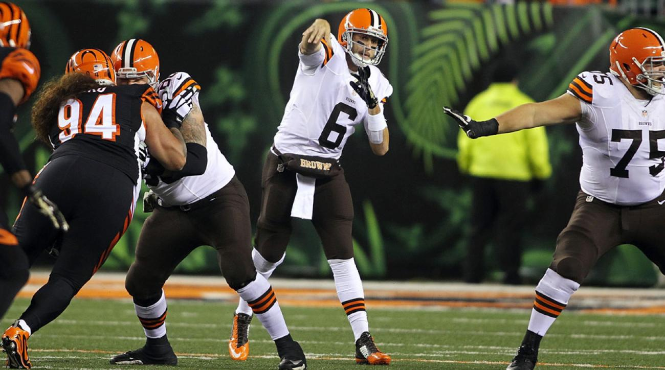 NFL Week 10: Cleveland Browns are legit; Marshawn Lynch is a beast