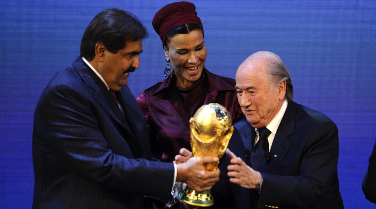 FIFA has launched a criminal complaint into possible misbehavior as part of the 2018 and 2022 World Cup bid processes.