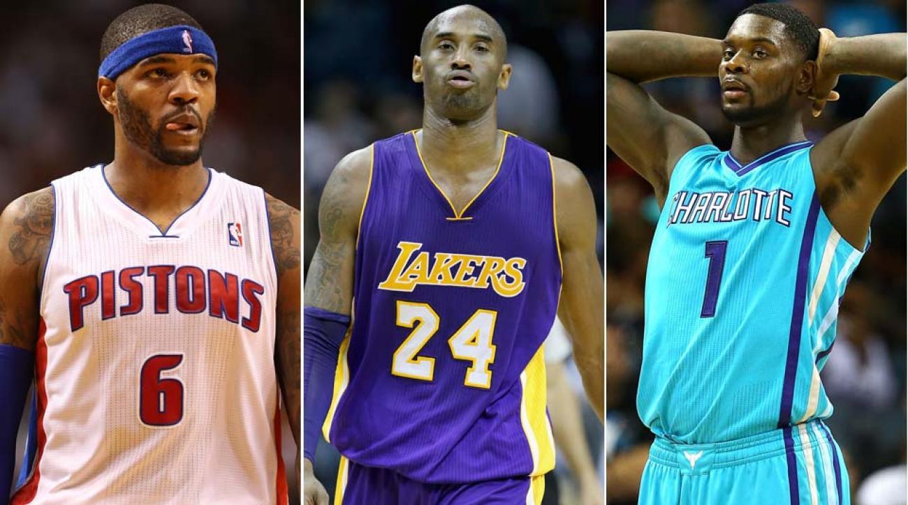 Josh Smith, Kobe Bryant, Lance Stephenson