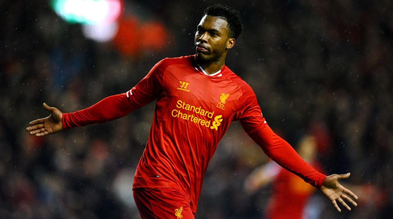 liverpool daniel sturridge injury return training