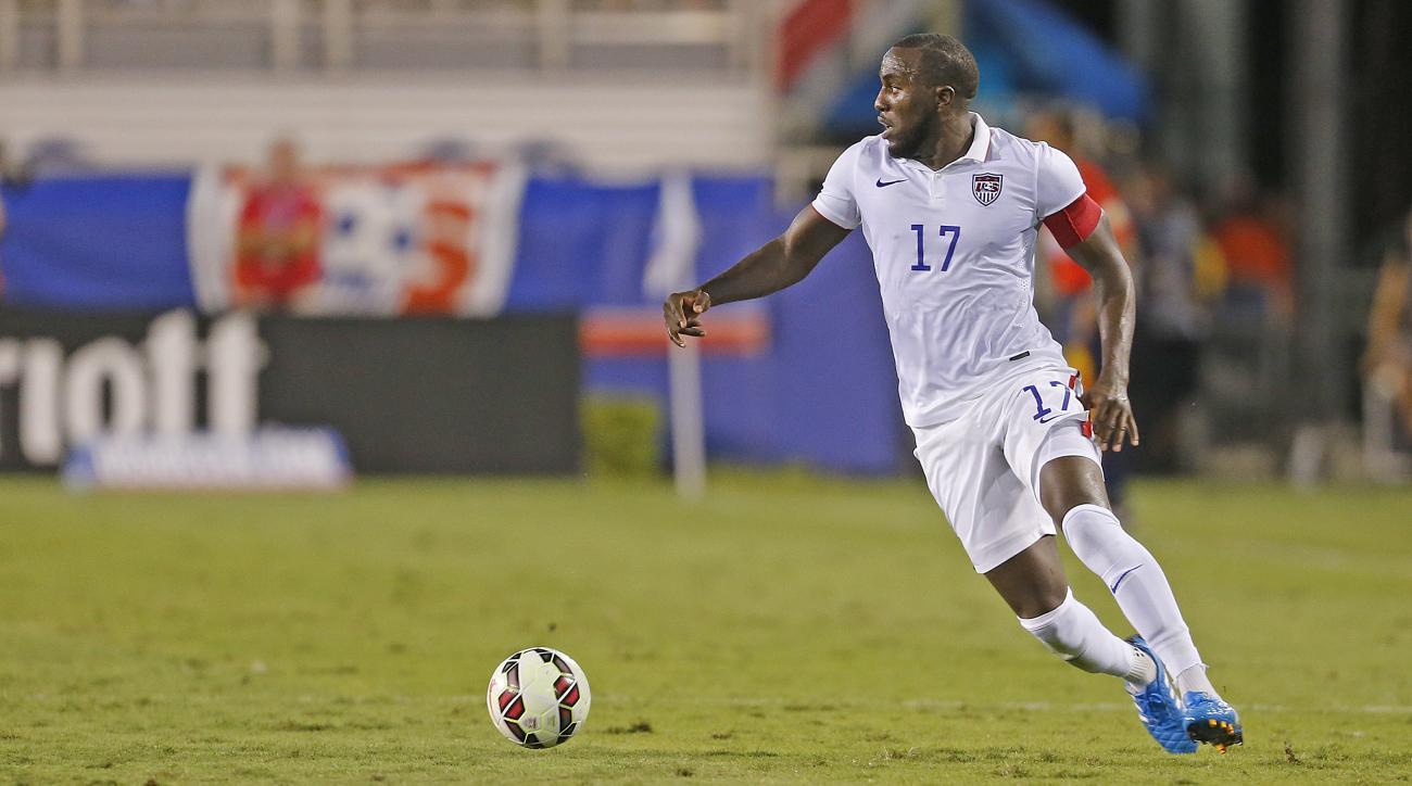 USMNT Jozy Altidore captain vs Honduras