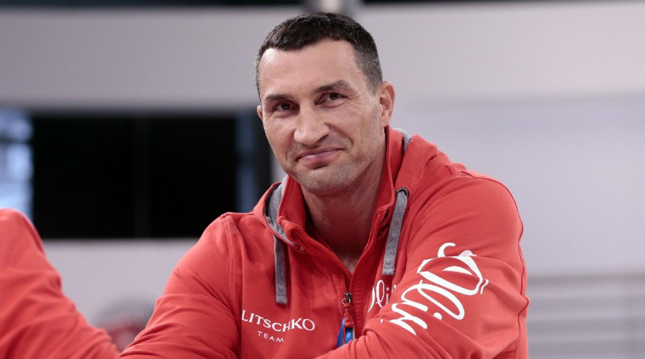 Wladimir Klitschko heavyweight defense Kubrat Pulev