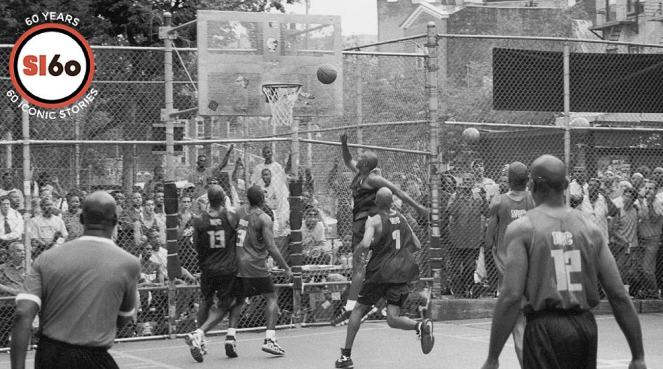 Asphalt Legends Pickup Basketball In New York City Si Com