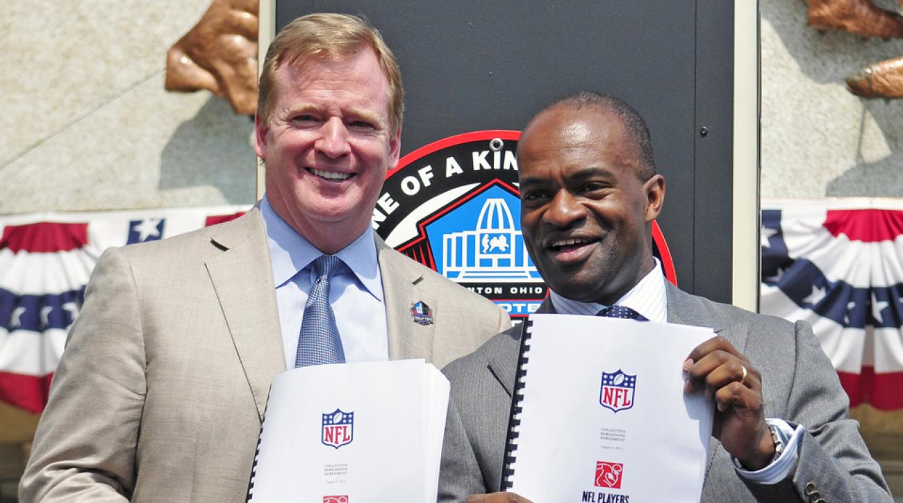 NFL, NFLPA player conduct policy