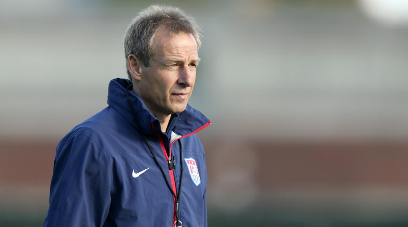 The U.S. men's national team will play Colombia on Friday, Nov. 14 at Craven Cottage in London.