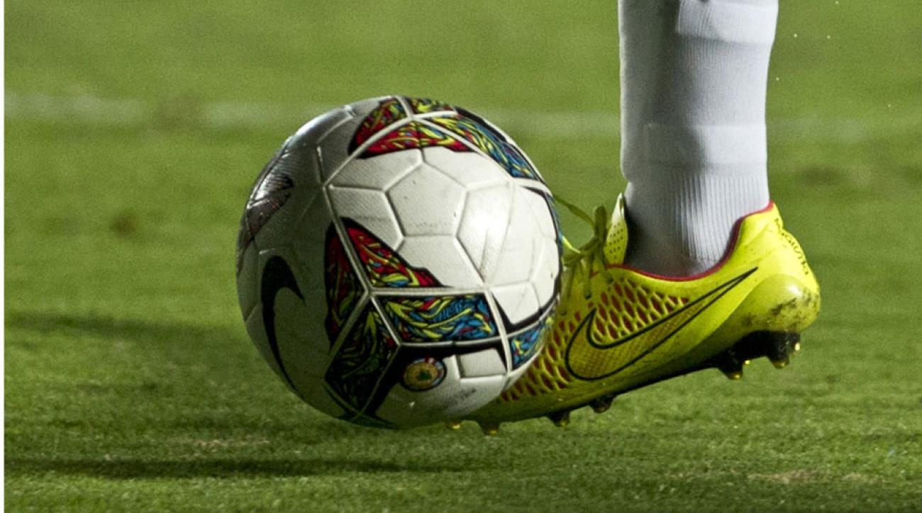 Greece professional soccer suspended