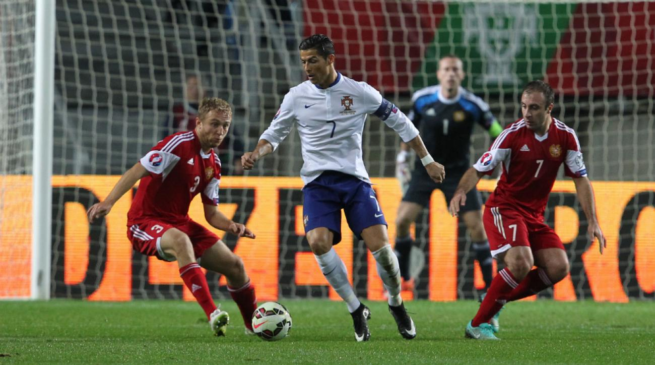 Portugal Armenia Euro 2016 Cristiano Ronaldo