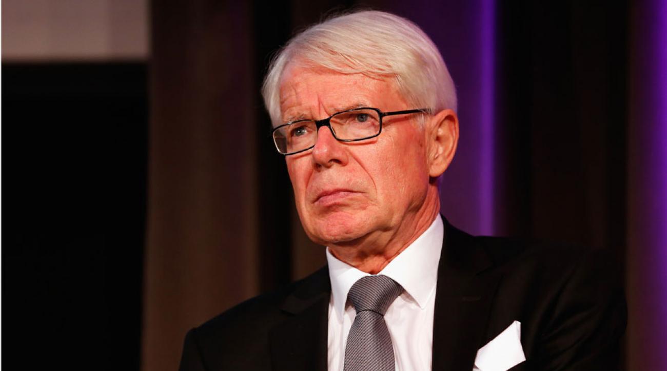 Reinhard Rauball, president of German Football League