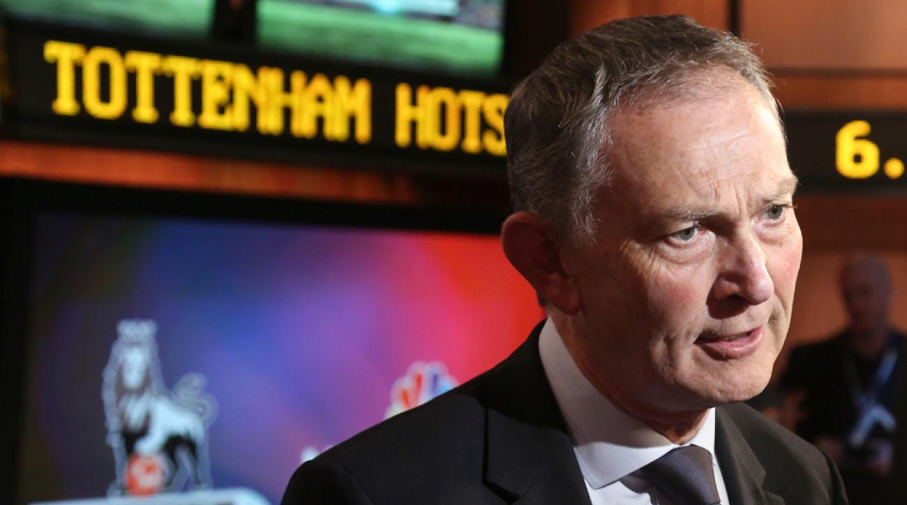 Richard Scudamore EPL