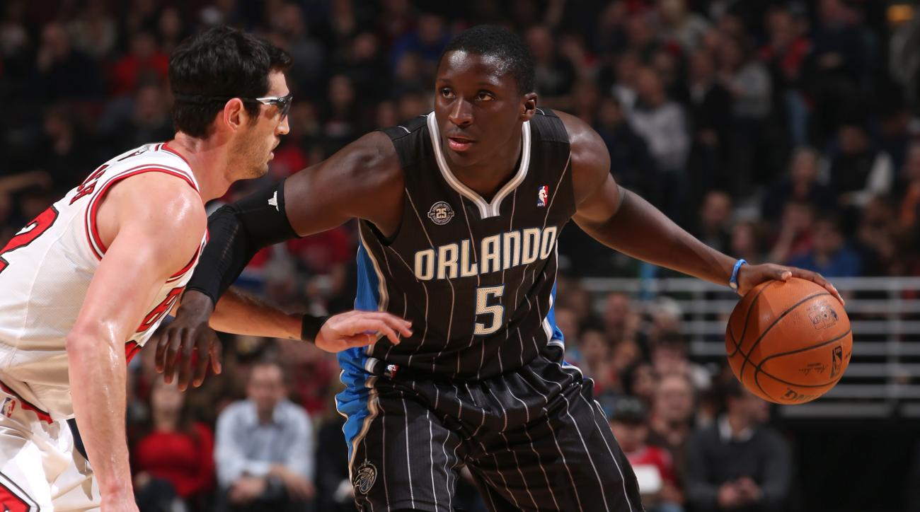 Magic guard Victor Oladipo return from facial fracture