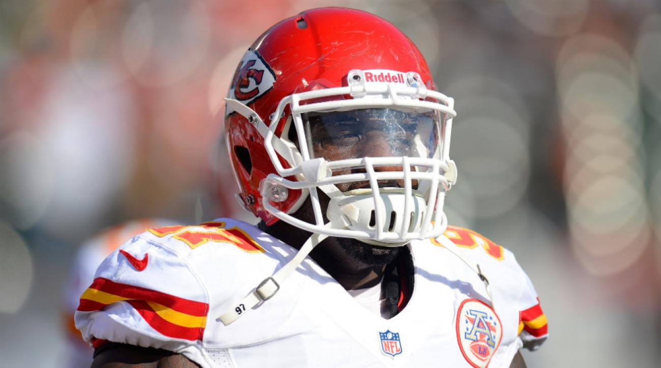 Chiefs DE Allen Bailey contract extension
