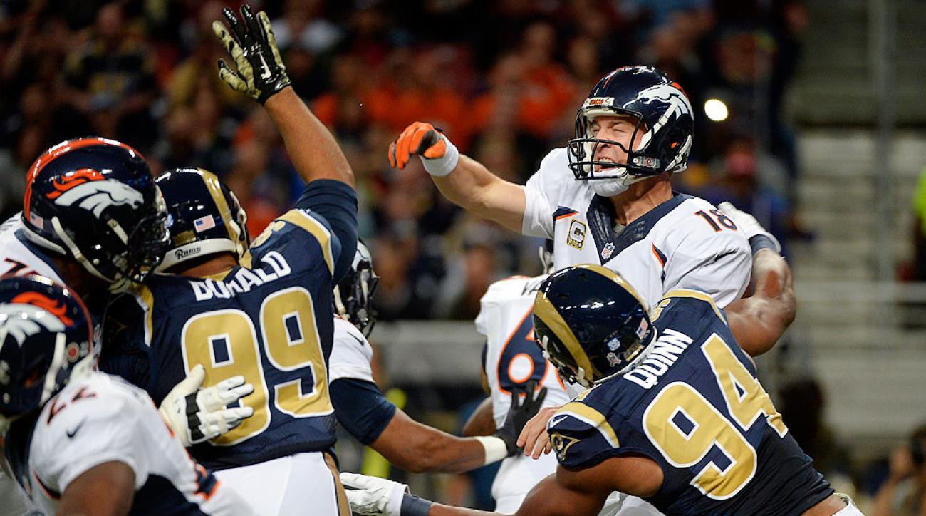 Fantasy Football Week 11: Denver Broncos injuries mount in loss