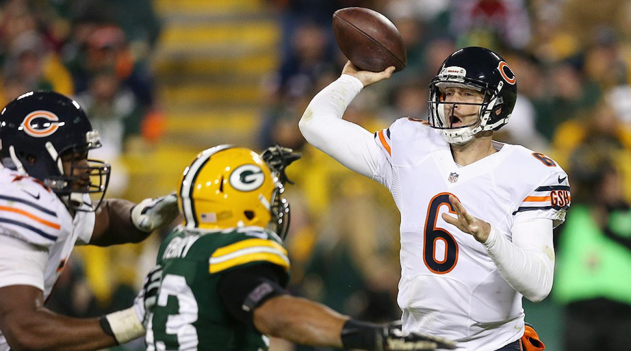 Jay Cutler trade rumors: Could Chicago Bears trade QB?