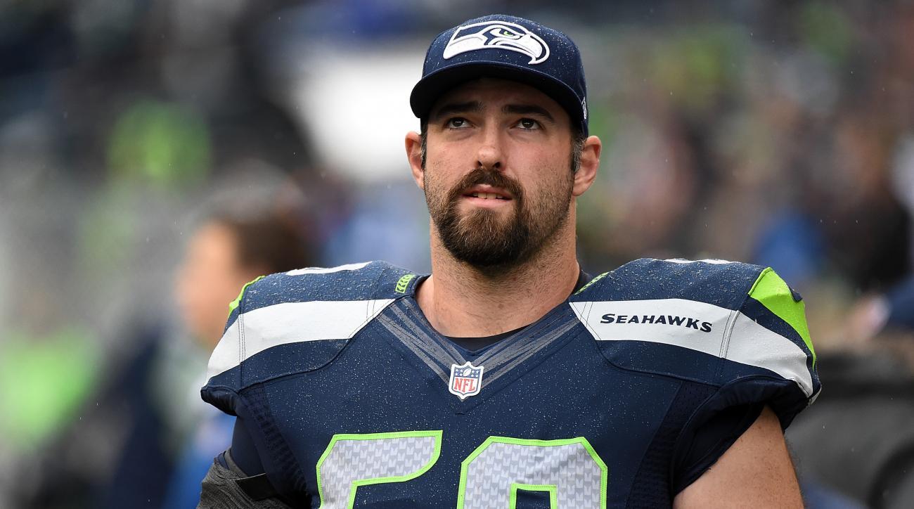 Max Unger Seattle Seahawks injury
