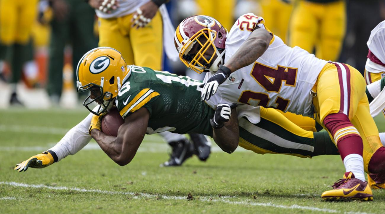 The Buffalo Bills have signed former Washington Redskins safety Bacarri Rambo.
