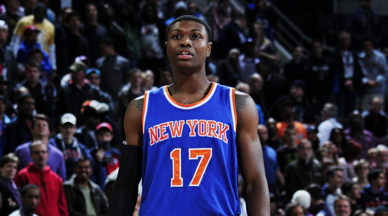 Knicks' Cleanthony Early knee surgery