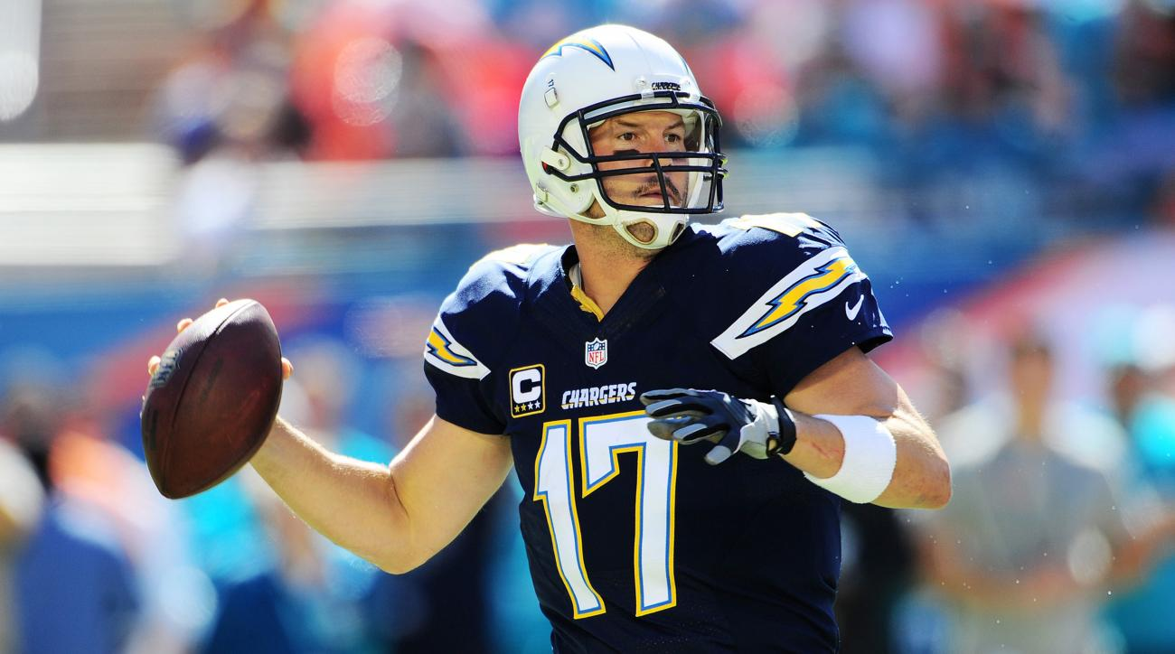 Philip Rivers rib injury