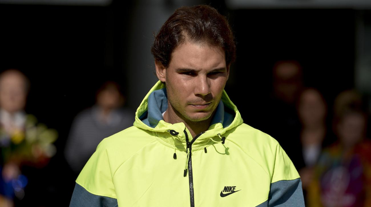 """Rafael Nadal critcized Gala Leon for what he perceived as a """"false and absurd"""" debate over sexism."""