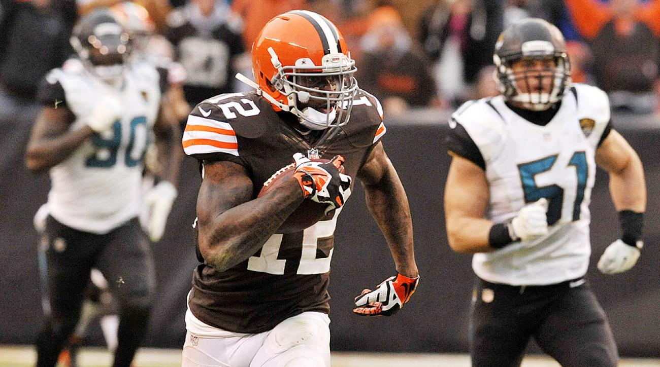 Josh Gordon return: Could WR jumpstart Cleveland Browns in AFC North?