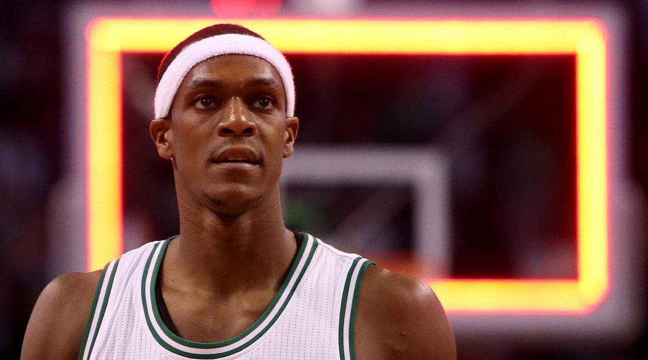 Celtics Rajon Rondo not traded
