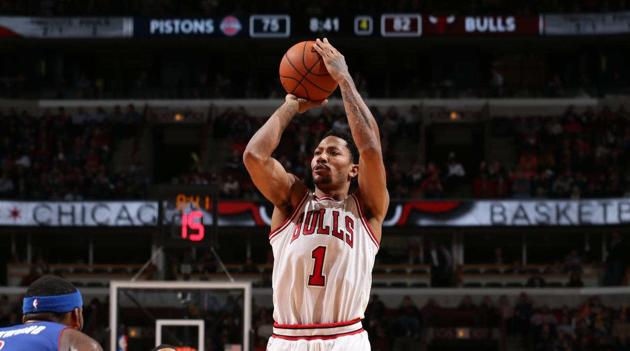 Derrick Rose, Pau Gasol injury out