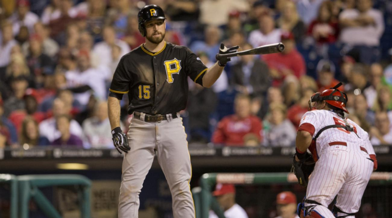Pirates designate for assignment Ike Davis