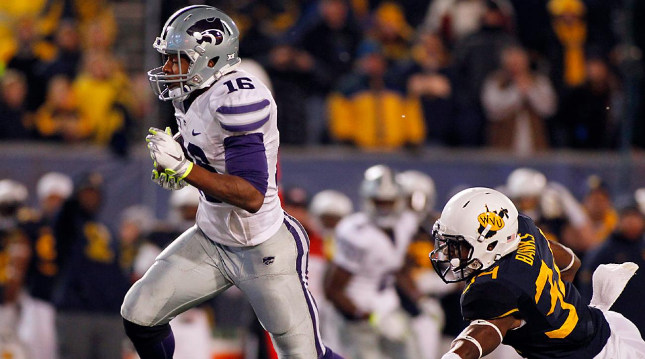 West Virginia doomed by its own mistakes in loss to No. 12 Kansas State