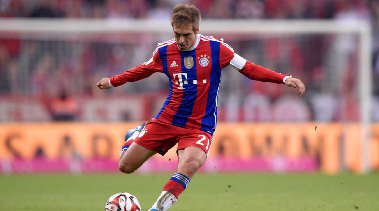 Bayern Munich Philipp Lahm