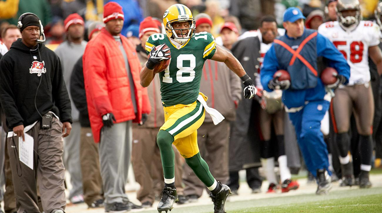 Randall Cobb contract extension: Green Bay Packers hope to keep wide receiver