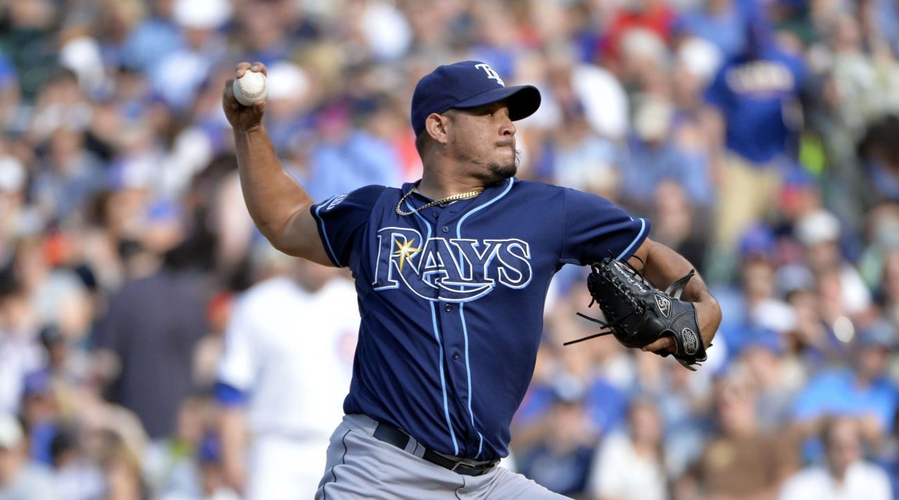 Dodgers Joel Peralta Rays