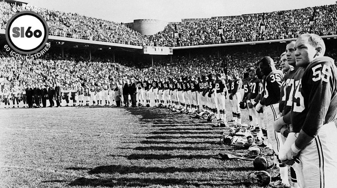 Washington Redskins and Philadelphia Eagles