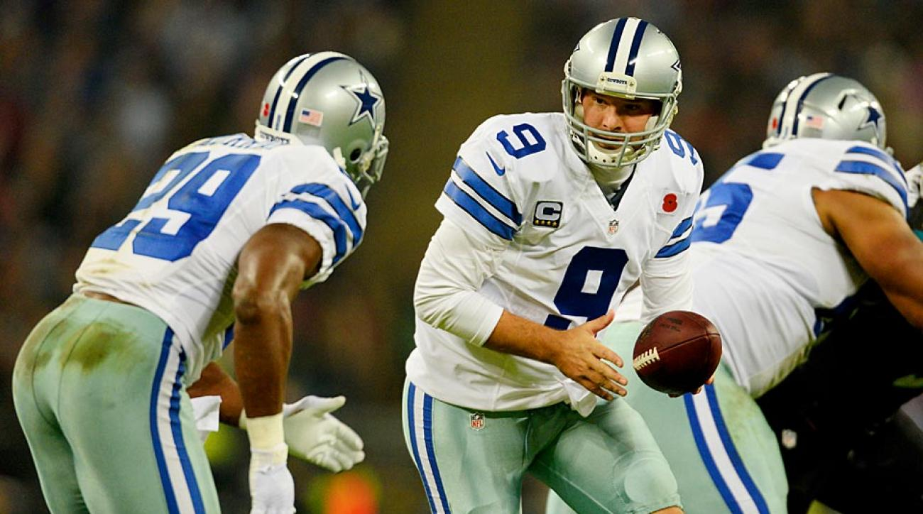 Tony Romo DeMarco Murray Cowboys