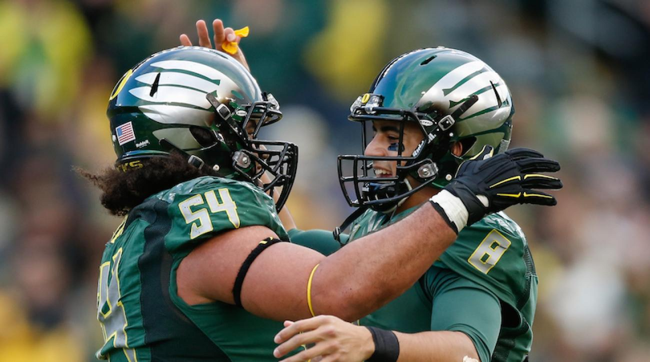 'Jesus, girls and Marcus Mariota' the highlight of Oregon ...