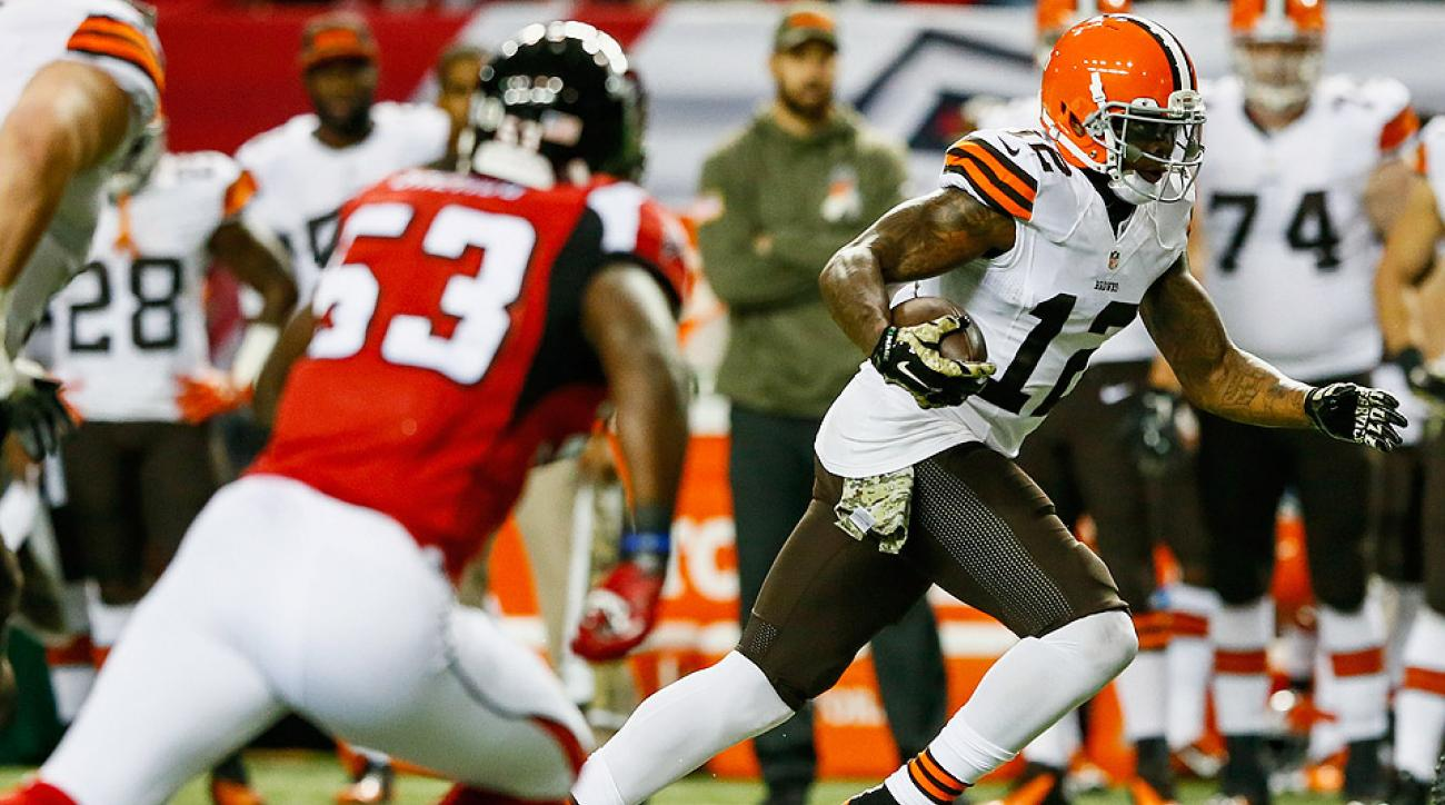 Fantasy Football Week 12: Josh Gordon delivers for Cleveland Browns