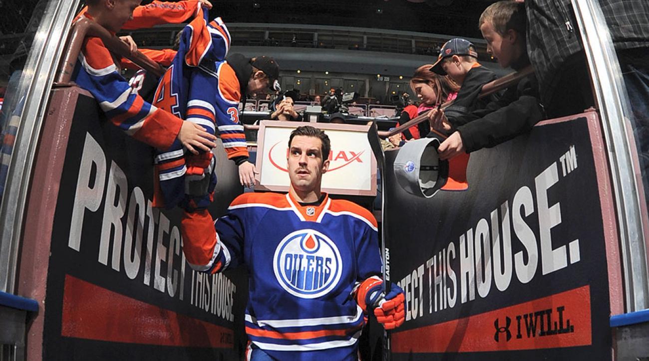 Edmonton Oilers booed