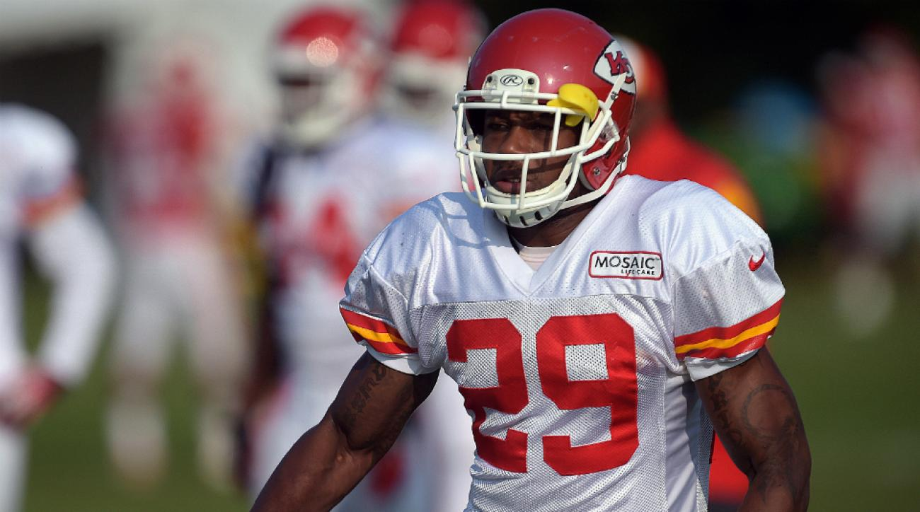 Chiefs' Eric Berry out NFI list lymphoma