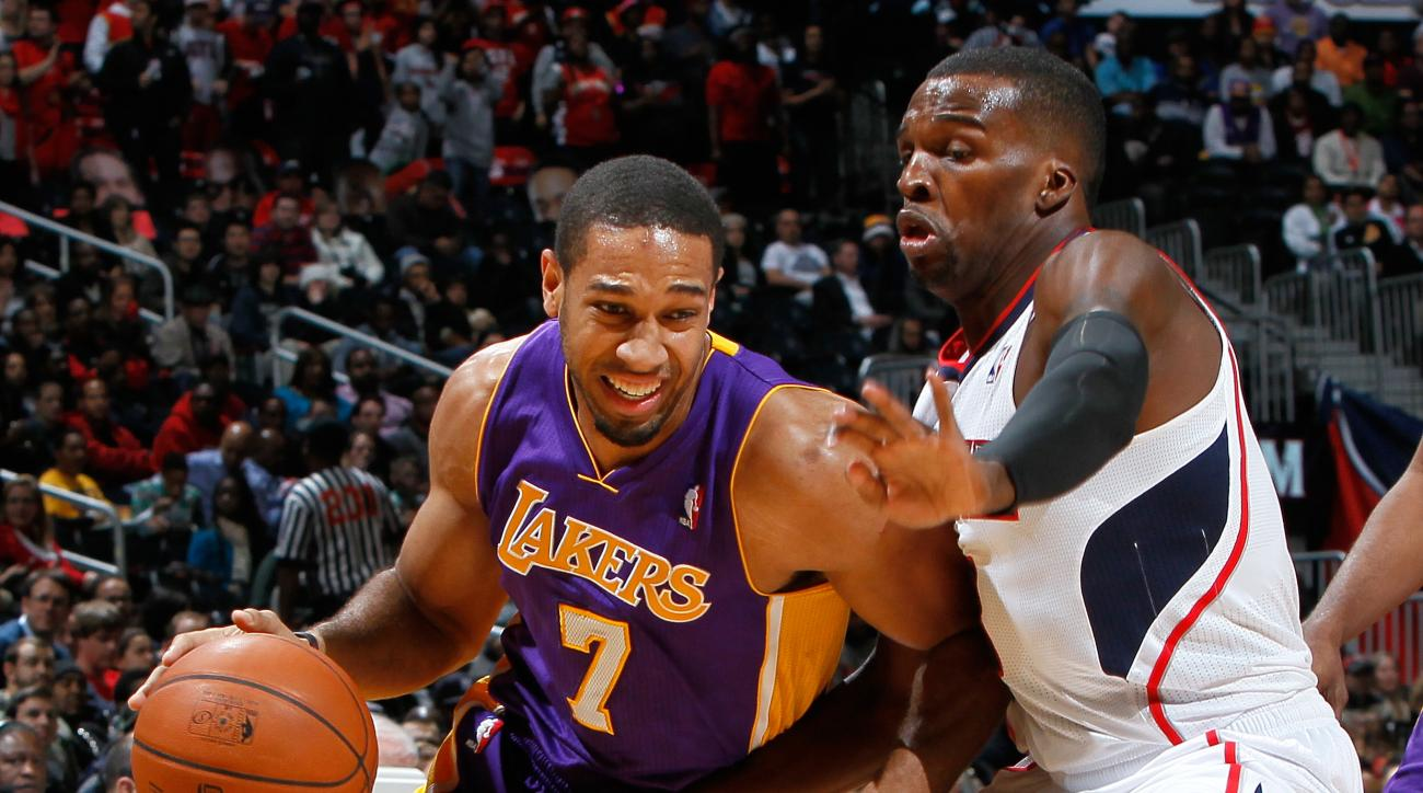 los angeles lakers xavier henry injury torn achilles