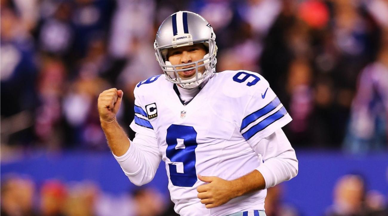 Cowboys' Tony Romo Super Bowl