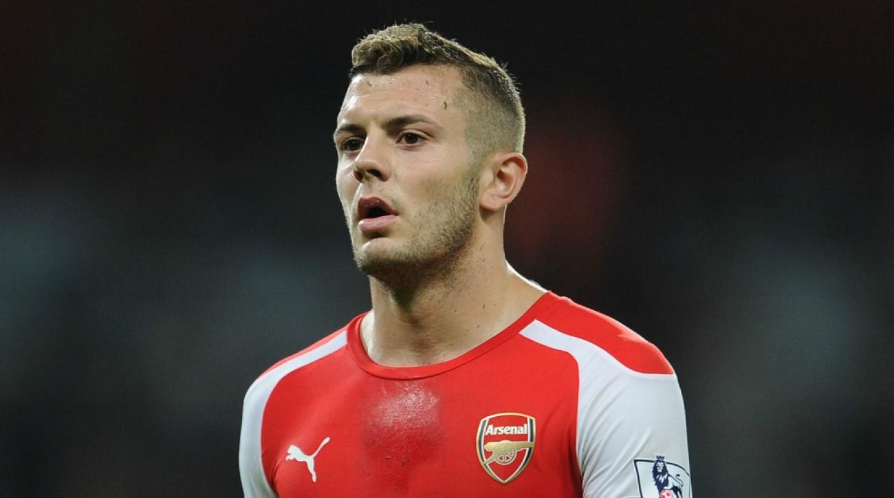 Arsenal Jack Wilshere ankle injury