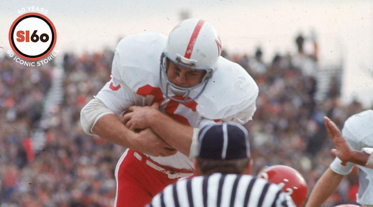 Jeff Kinney, Nebraska Cornhuskers