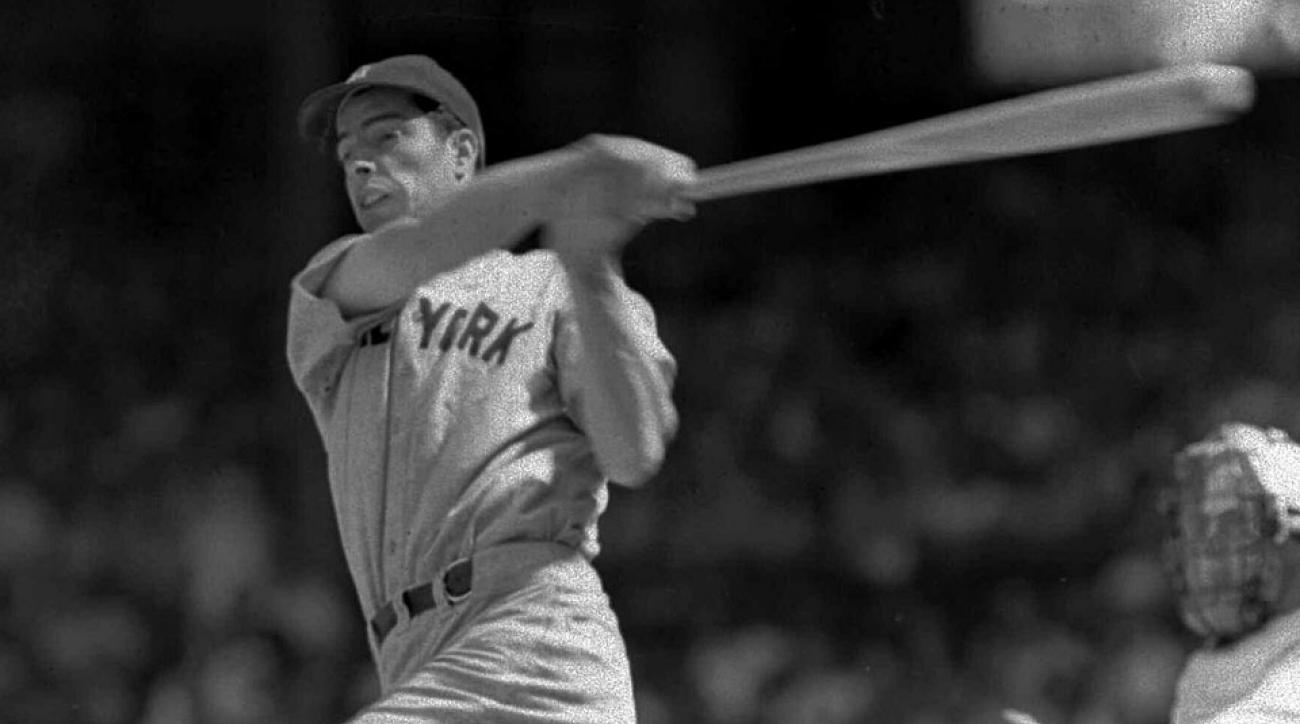 Joe DiMaggio, New York Yankees