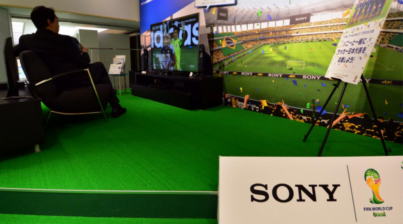 Sony ends World Cup sponsorship