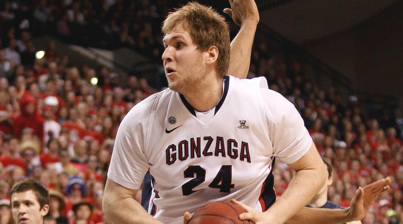 Gonzaga's recruiting strategy has focused on building around international big men like Przemek Karnowski.