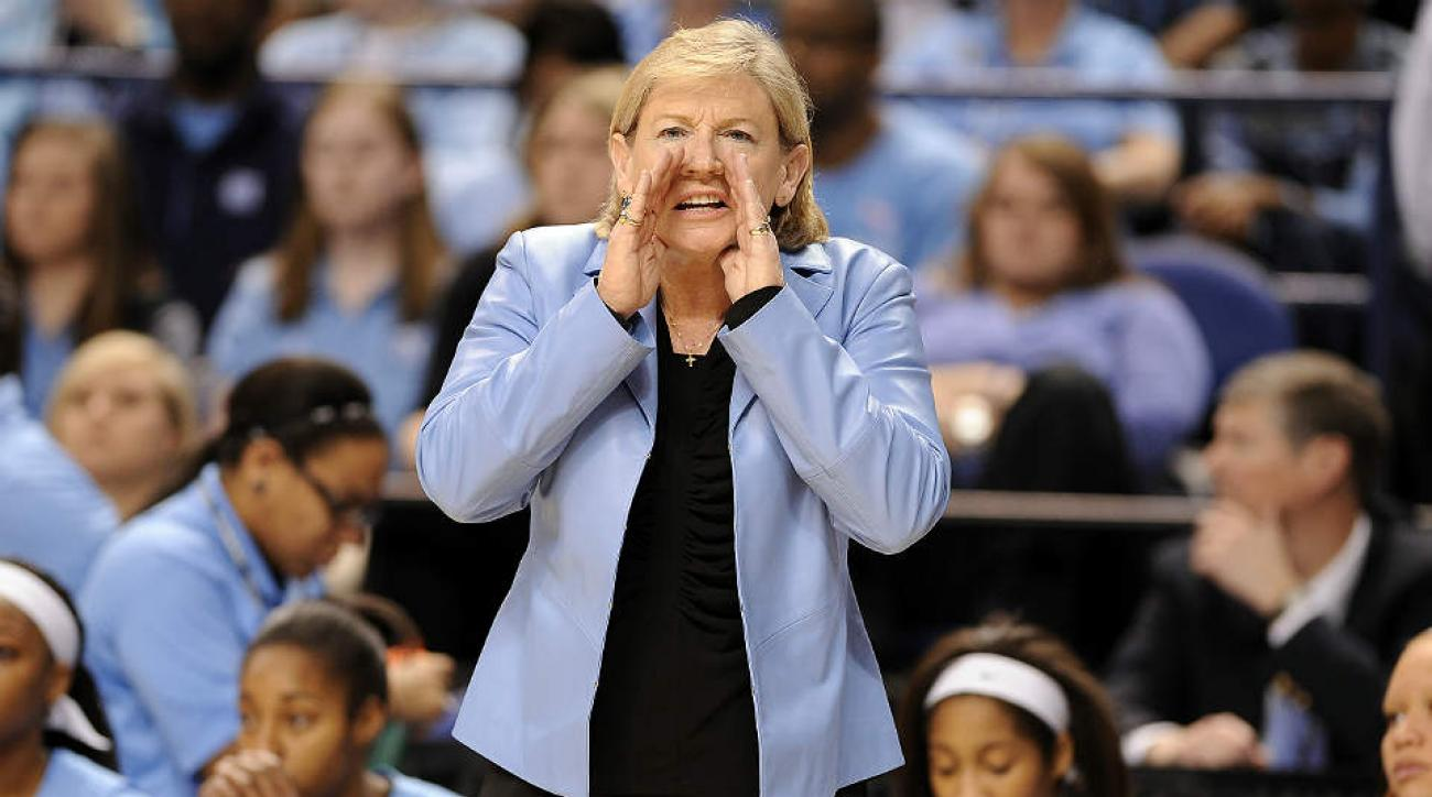 Sylvia Hatchell has UNC off to a 4-0 start after missing all of the 2013-14 season.
