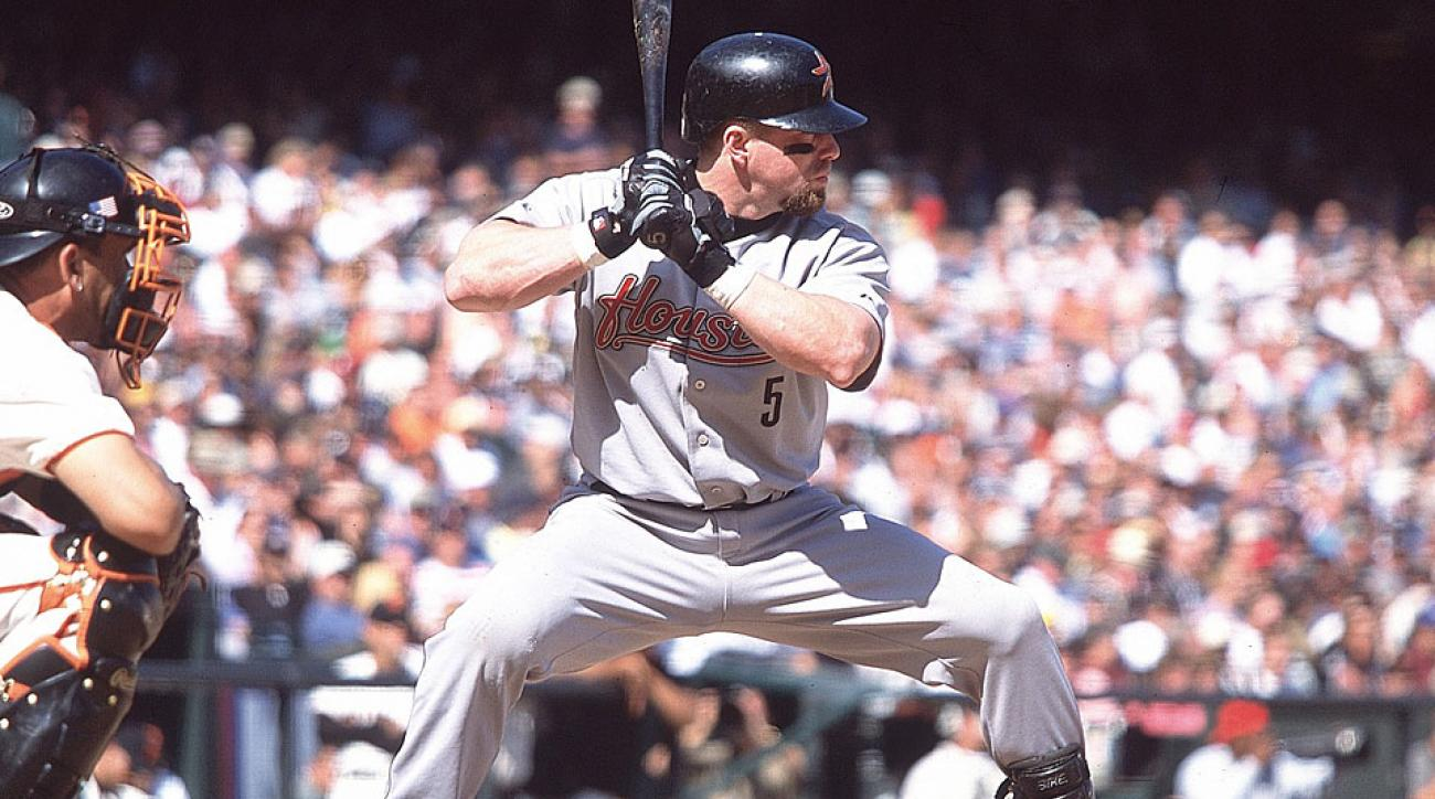 Jeff Bagwell, Houston Astros